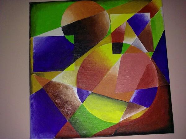 Preeti's Painting